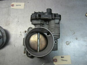 43L210 Throttle Valve Body 2003 Cadillac Escalade 6.0