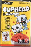 Funko Pop! CUPHEAD AND MUGMAN CEREAL UK SELLER