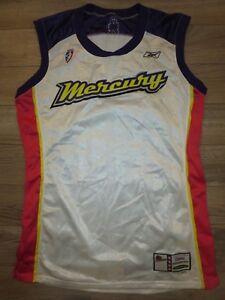 Phoenix Mercury 2002 WNBA Basketball Team Game Worn Issued Jersey