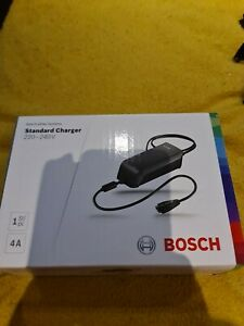 Bosch eBike charger 4A  (Brand New)