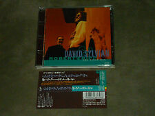 David Sylvian Robert Fripp The First Day Japan CD