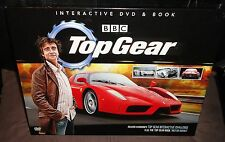 Top Gear Interactive DVD & BOOK
