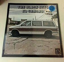 THE BLACK KEYS - EL CAMINO - LP + CD 2011 NONESUCH- NUOVO! SIGILLATO - BV