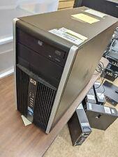 HP Compaq 6000 Pro MT PC Intel Pentium Dual-Core 3.2GHz 4GB RAM 160GB HDD