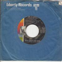 Nitty Gritty Dirt Band Mr. Bojangles 45-rpm Record VG+ Vinyl