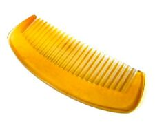 Natural Anti Static OX Horn Hair Comb Moustache Beard Healthy Scalp Comb
