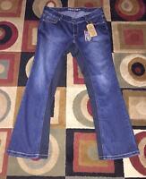 Western Bootcut Jeans SKU CJB-5953-OTS Charme Jeans by Grace In L.A