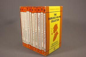 The Sherlock Holmes Collection 10 Penguin Books Box Set - Sir Arthur Conan Doyle
