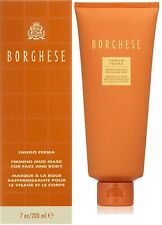 Borghese Fango Ferma Firming Mud Mask for Face and Body 7oz / 200ml - Boxed