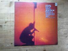 U2 Under A Blood Red Sky Excellent Vinyl Mini LP Record IMA3