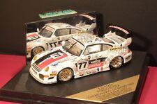 PORSCHE 911 GT2 N° 77 LARBRE COMPETITON Chereau  24H MANS 97 1/43 PHM EXCLUSIV