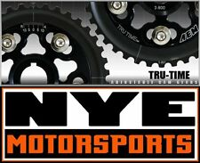 AEM Tru-Time Adjustable Cam gears B18 B16 H23 B20 Turbo Integra Civic SI Del Sol