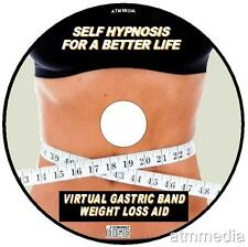 HAVE YOUR OWN VIRTUAL GASTRIC BAND USING SELF HYPNOSIS WEIGHT LOSS AID CD NEW