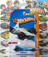 Hot Wheels 2013 #79 Cloud Cutter™ BABY BLUE,2NDCOLOR,NEW CASTING,ORANGERIM,OH5SP