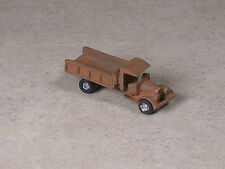 Z Scale 1928 Rusted Out Ford Coal Delivery Truck
