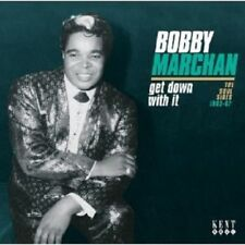 BOBBY MARCHAN - GET DOWN WITH IT...  CD NEW+