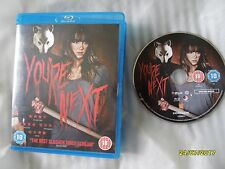 You're Next (Blu-ray, 2014)