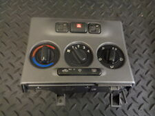 Vauxhall zafira MK1 1999-05 a//c aircon heater control panel 024420732//12056652
