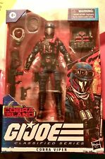 Cobra Viper Hasbro GI JOE: Classified: Cobra Island Target Exclusive In Hand