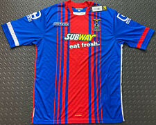 Inverness Caledonian Thistle Shirt Carbrini Home Kit 2015/2016 New Tags Size L