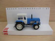 HO - Busch - ref.42829 - Tractor Fortschritt ZT 303 doble rueda azul