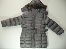 SCOTT AND FOX MANTEAU DOUDOUNE GRIS 5 ANS NEUF