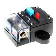 50 A Automatische Sicherung Automat Automatik Schalter Auto KFZ LKW Boot 12/24V