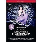 Joby Talbot: Alice's Adventures in Wonderland(dvd) ] (2014)new/sealed