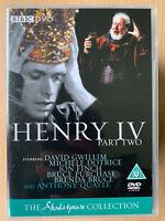 Henry IV Parte 1 DVD 1979 BBC Shakespeare Colección TV Película Clásica