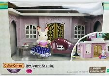 Sylvanian Families Stella by Calico Critters Designer Studio Town Series Toy NIB