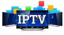 Smart IP TV Premium Subscription 6 mounths +6000 Channel + VOD + Movies Live TV