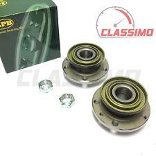 Rear Wheel Bearing Hub Pair - ALFA ROMEO 147 + 156 + GT - 2005 to 2012