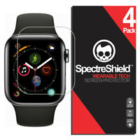(4-PACK) For Apple Watch Screen Protector 44mm Series 5 4 Spectre Shield