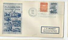 Guatemala - FDC 1945 - Revolution 1944