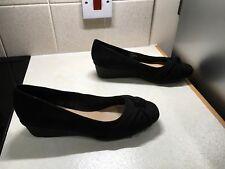 BNWB Fabulous Footwear By George, Ladies Wedge Shoes, Size Uk 5
