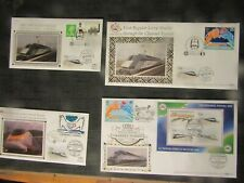More details for channel tunnel related  lot a 12 covers mostly benham super conditio uk freepost