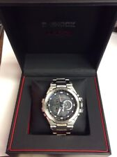 CASIO G-SHOCK MT-G Metal Twisted Stainless Steel Core Guard WATCH MTGS1000D-1A