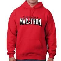 Training For A Movie Marathon Funny Chill Hoodies Sweat Shirts Sweatshirts