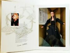 1998 Very Limited Edition Vivienne Westwood Life Ball Barbie In Wood Box NRFB 2