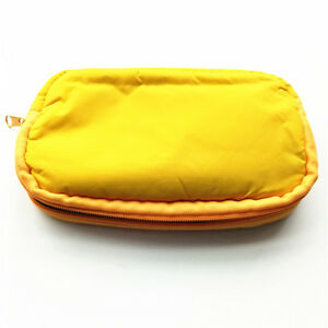 Yellow Soft Case Protective Carry Cover Bag Pouch For Sony PS Vita PSV