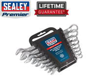 Sealey Combination Spanner Set 8pc Metric 8,9,10,11,13,14,17,19mm Spanners