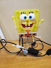 "Vintage Spongebob Squarepants Eva Lamp Light - ""Running Bob"""