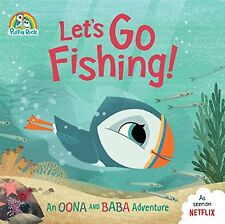 Let's Go Fishing! (Puffin Rock) by Penguin Young Readers Licenses (Hardcover)