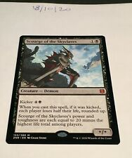 Magic the Gathering MTG Scourge of the Skyclaves x1 Mythic Card NM/M