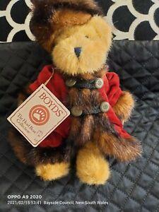 Boyd's Bear Head Collection