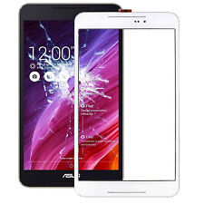 P1 VETRO+ TOUCH SCREEN ASUS FONEPAD 8 FE380 FE380CXG PER DISPLAY BIANCO K016