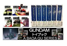 GANDAM OPERATION   A・BAOA・QU   Toybook Collectin Series   Full 6set   JAPAN