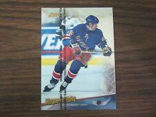 1999-00 Finest Wayne Gretzky 3-1/4 x 4-1/2 Jumbo Card #4 New York Rangers (BoxM)