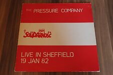 The pressure Company-LIVE IN SHEFFIELD 19 Jan 82 (1982) (LP) (Paradosso – N. 1)