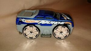 HOT WHEELS 2004 FIRST EDITION CHEVY AVALANCHE BLING  LOOSE